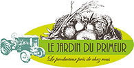 Le jardin du primeur Logo